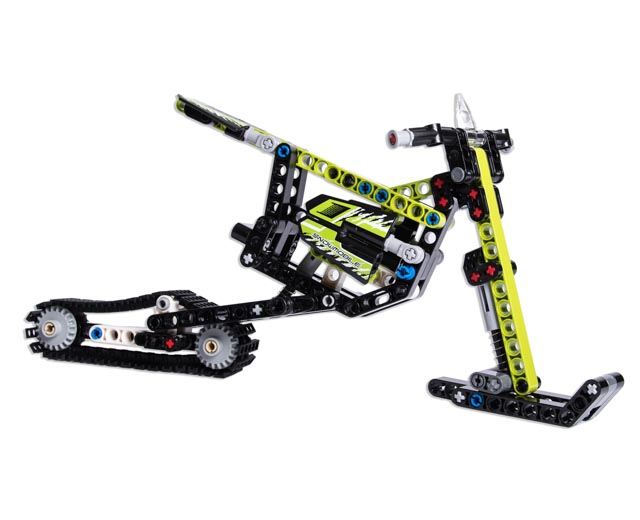 Lego Technic Snowmobile 42021 Pley Buy Or Rent The Coolest Toys