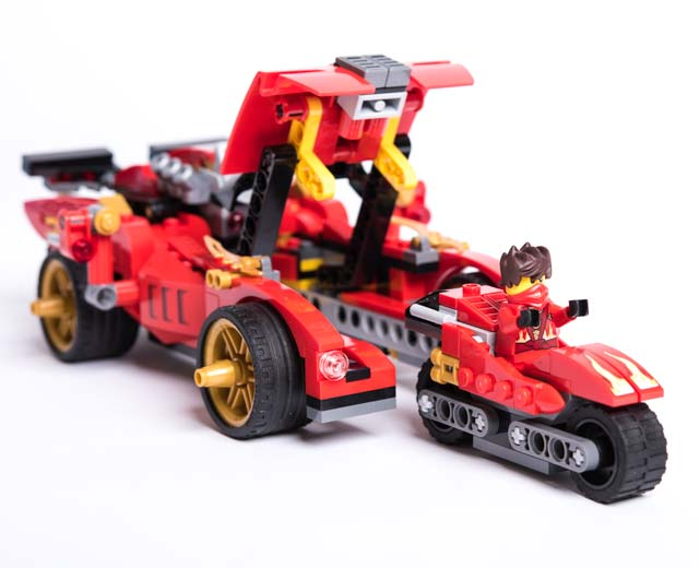 X 1 Ninja Charger By Lego