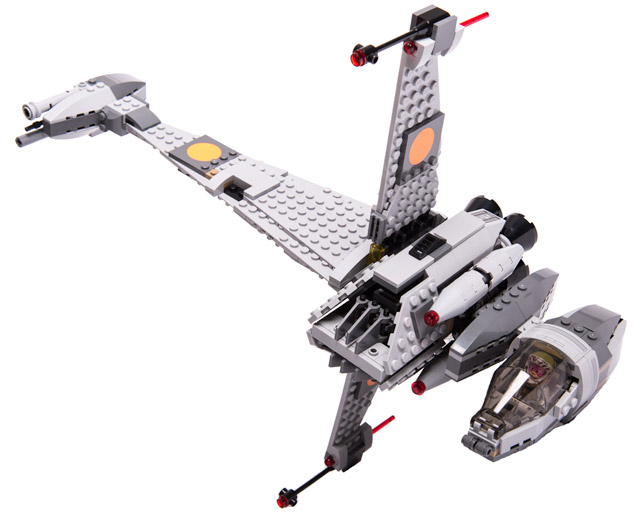 Lego Star Wars B Wing 75050 Pley Buy Or Rent The Coolest Toys