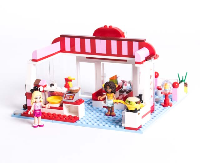 City Park Cafe By Lego