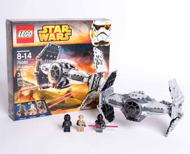 Lego Star Wars Tie Advanced Prototype 75082 Pley Buy Or Rent The
