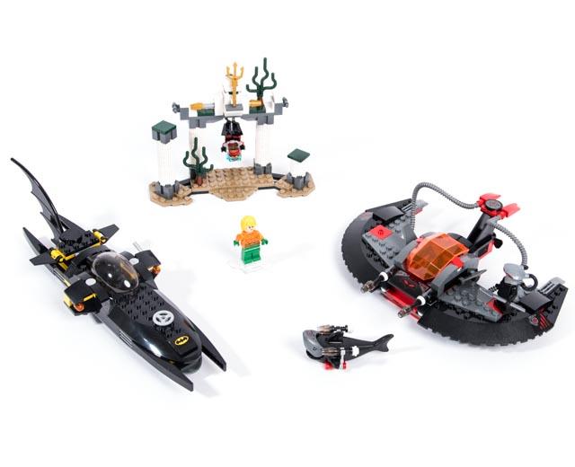 na17 LEGO City Town Deep Sea ESPLORATORI Sting MANTA