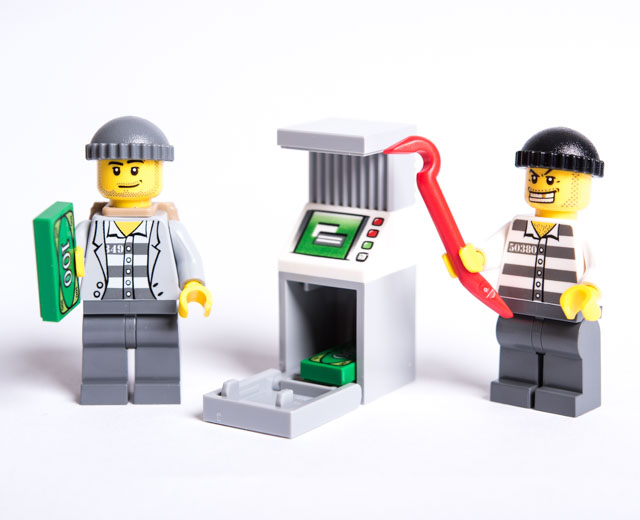 Police Minifigure Collection By Lego