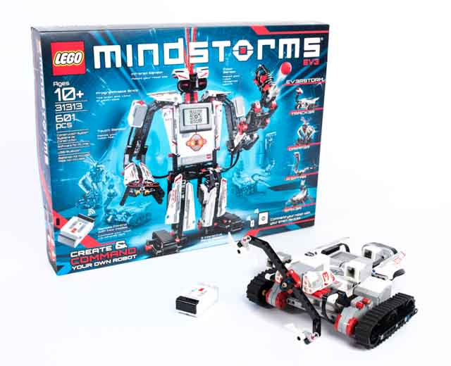 Mindstorms Ev3 By Lego