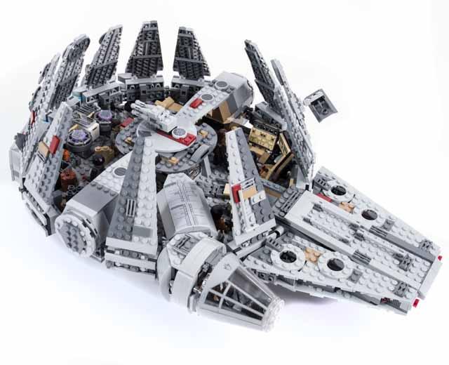 millennium falcon lego  Millennium Falcon