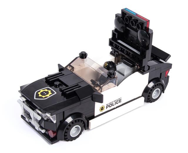 LEGO The Lego Movie Bad Cop Car Chase 70819 - Pley | Buy ...