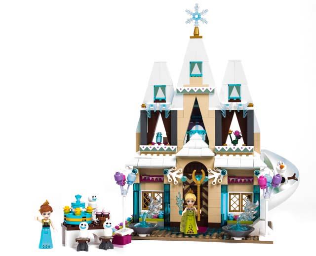 Lego Disney Princess Arendelle Castle Celebration 41068 Pley Buy