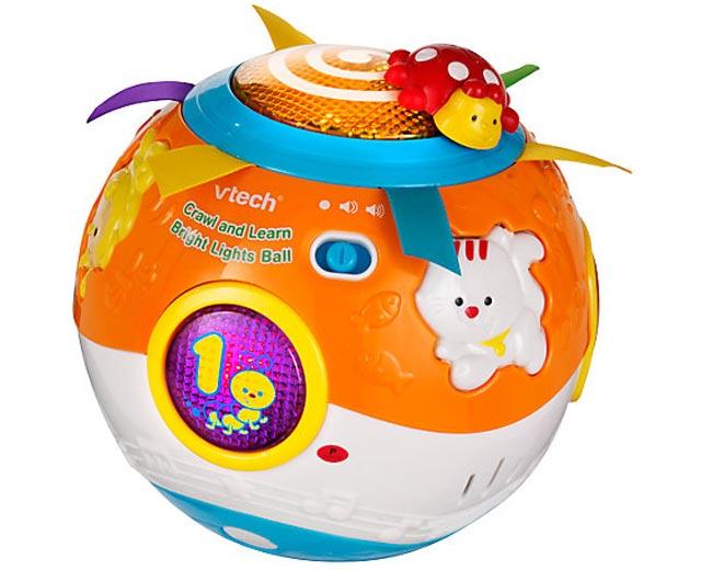 Vtech Preschool Toys 497 Move Crawl Ball Toys Games Pley Buy