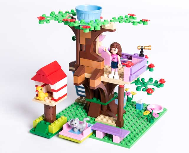 Toys Lego Friends