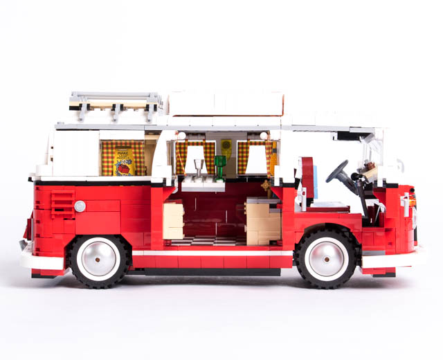 lego creator volkswagen t1 camper van 10220 pley buy or rent the coolest toys including lego. Black Bedroom Furniture Sets. Home Design Ideas