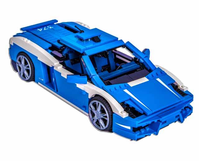 Lego Racers Lamborghini Polizia 8214 Pley Buy Or Rent The