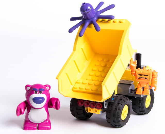 Lego Toy Story Lotso S Dump Truck 7789 Pley Buy Or Rent The
