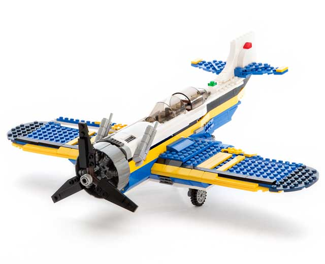LEGO Creator Aviation Adventures 31011 - Pley | Buy or Rent the coolest  toys including LEGO®, American Girl and other amazing toys