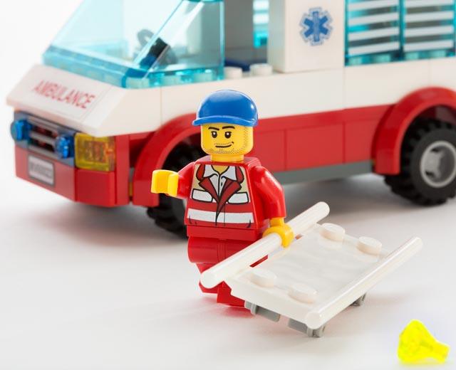 Lego City Starter Set By Lego