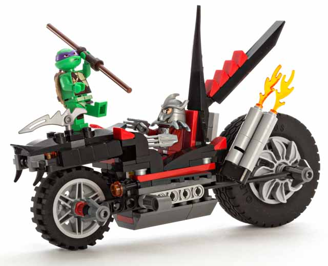 Shredder/'s Dragon Bike BIKE ONLY LEGO 79101 Teenage Mutant Ninja Turtles