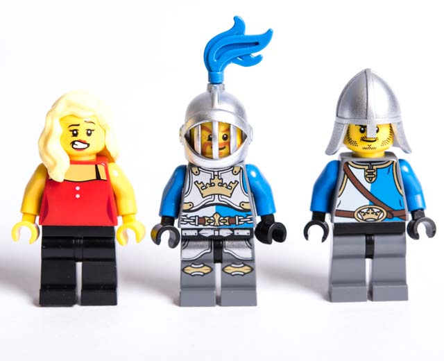Castle Cavalry By Lego