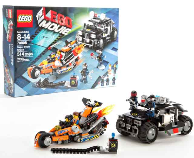 lego the lego movie super cycle chase 70808 pley buy or rent the