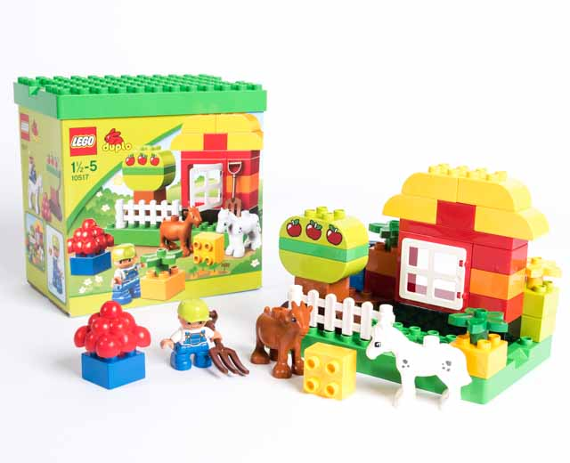 Delightful Duplo My First Garden