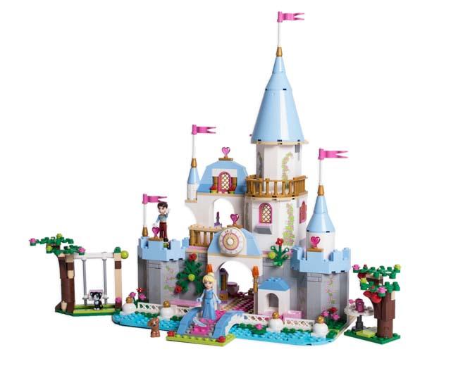 how to make disney castle