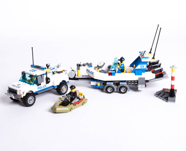 Lego City Police Patrol 60045 Pley Buy Or Rent The Coolest Toys