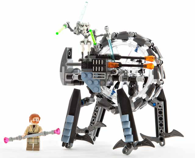 Lego Star Wars General Grievous Wheel Bike 75040 Pley Buy Or