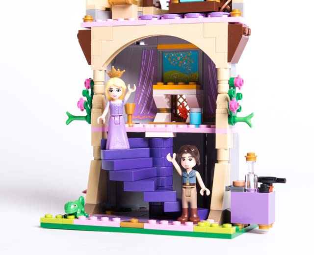 lego disney princess rapunzels creativity tower 41054
