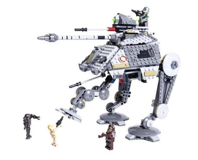 lego star wars at-ap 75043 - pley | buy or rent the coolest toys