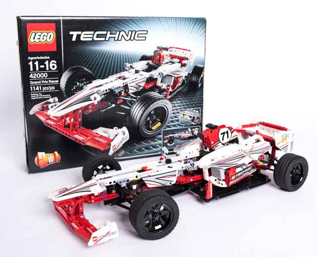 lego technic grand prix racer 42000 pley buy or rent the coolest toys including lego. Black Bedroom Furniture Sets. Home Design Ideas