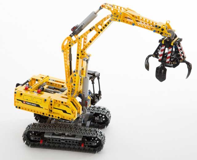 Lego Technic Excavator 42006 Pley Buy Or Rent The Coolest Toys