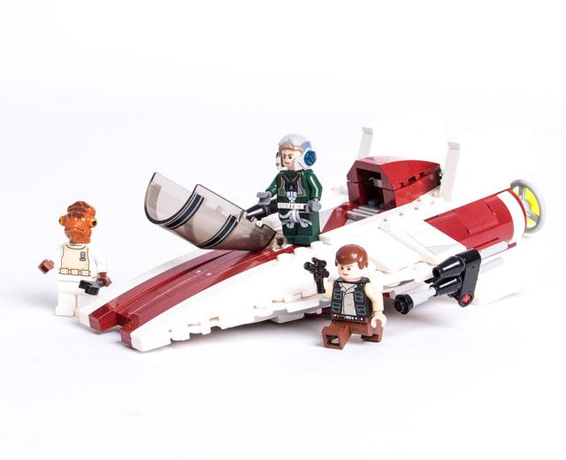 LEGO Star Wars A-wing Starfighter 75003 - Pley  599ee6daa6