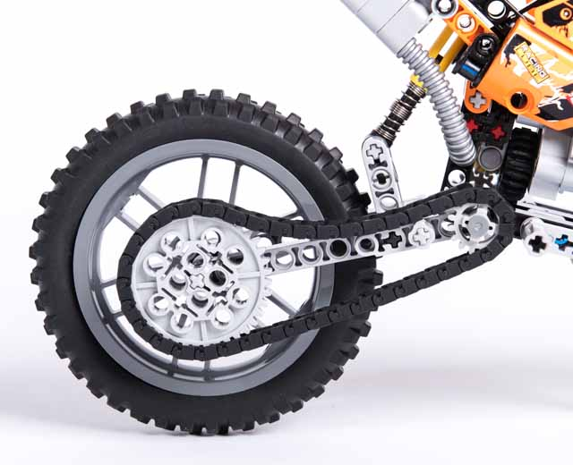 lego technic moto cross bike 42007 pley buy or rent. Black Bedroom Furniture Sets. Home Design Ideas