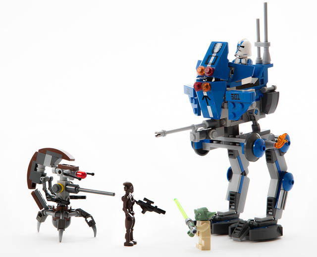 lego star wars at-rt 75002 - pley | buy or rent the coolest toys